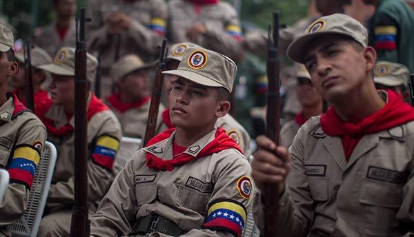 ONU advierte al Gobierno de Maduro que entrega de armas a milicianos sólo exacerbará la tensión