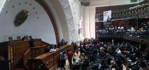 Asamblea Nacional debate remoción de magistrados del TSJ |Foto: AN