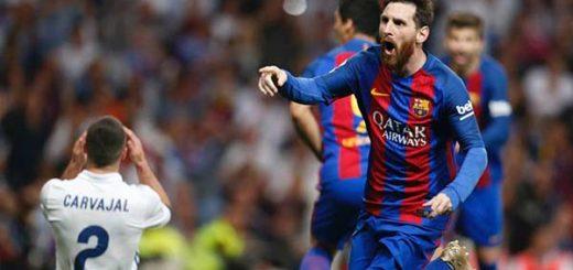 Messi goleó al Real Madrid |Foto: El País