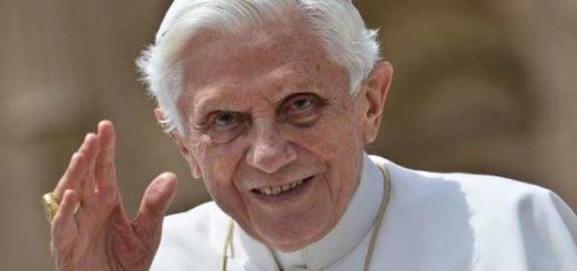 Benedicto XVI |Foto referencial