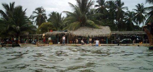 Balneario de Bobures, en Zulia | Foto referencial