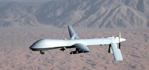 EEUU bombardeó zona del Al Qaeda  Foto: @sharjah24