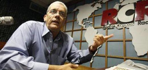 Murió el periodista Javier Perera Díaz | Foto cortesía