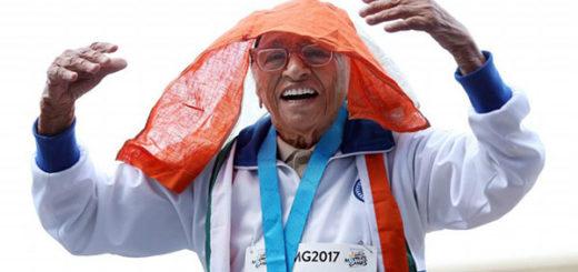 Atleta de 101 años se proclamó campeona de 100 metros | Foto: EFE