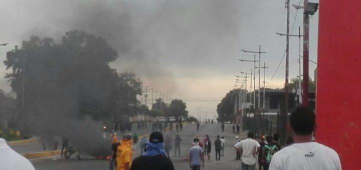Asesinados tres jóvenes durante Gran Plantón en Barinas   Foto: Twitter