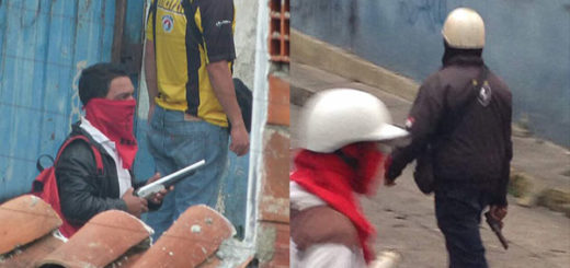 Ataque de grupos paramilitares en Mérida dejó un muerto y varios heridos   Composición