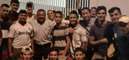 Liberaron a estudiantes detenidos el 19A en Coro | Foto: @