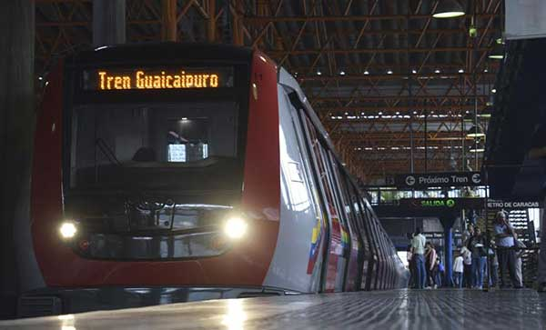 Metro Los Teques | Foto: @MetroLTe