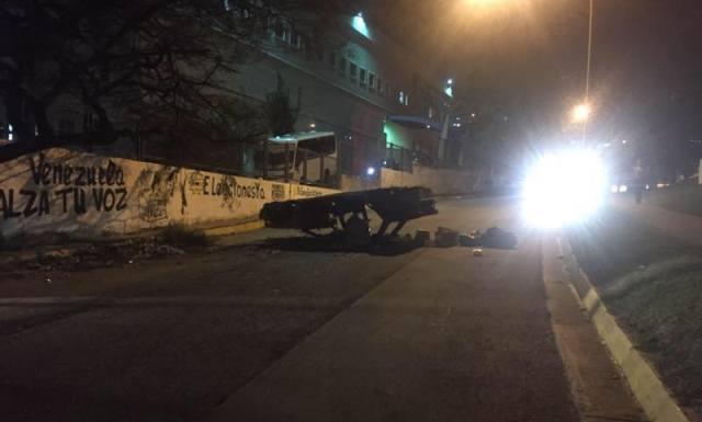 Confirman muerte de un joven por impacto de bala durante manifestaciones en Carrizal