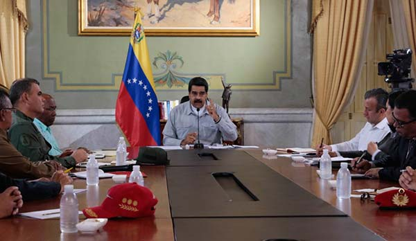 Nicolás Maduro, Presidente de Venezuela | Foto: @PresidencialVen