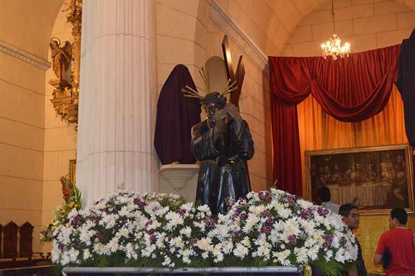 Conferencia Episcopal Venezolana (CEV) rechazó ataque con excremento al Nazareno |Foto cortesía