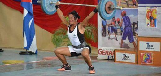 Venezuela participó en el V Campeonato Internacional de pesas | Foto: Nota de prensa IND