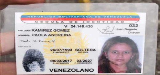Joven de 23  años fue presuntamente asesinada por coletivos  Foto: Twitter