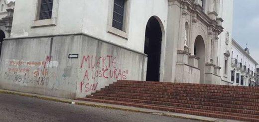 Catedral de San Cristóbal  |Foto: @TVVNoticias