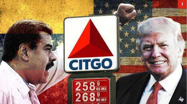 Maduro habría donado a través de Citgo dinero para acto de toma de poder de Donald Trump |Foto: El País Zeta