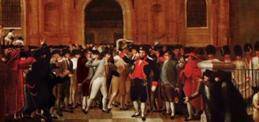 Día de Independencia, 1810 |Pintura del artista Juan Lovera