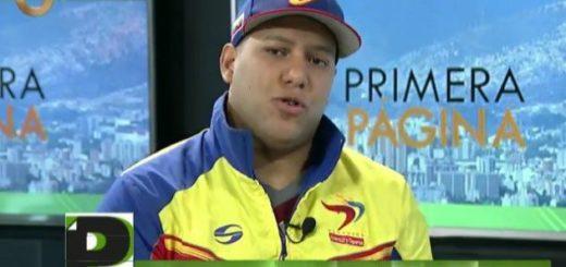 Daniel Aponte. dirigente del Psuv| Foto: La Patilla