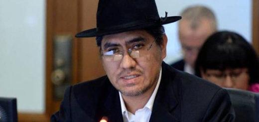 Diego Pary, embajador de Bolivia en la OEA | EFE