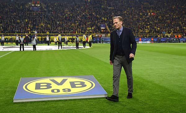 Directivo del Borussia Dortmund, Hans-Joachim Watzke |Foto: Reuters