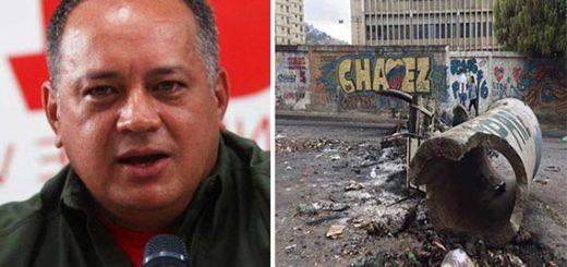 Diosdado Cabello convoca a jornada de recostrucción
