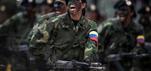 Reportan descontento en la FANB |Foto: AFP