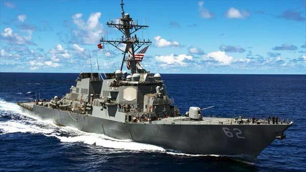 EEUU y Japón realizan pruebas con navíos antimisiles |Foto: Hispan.tv