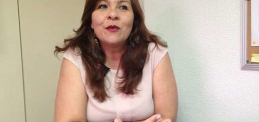 María Carolina Uzcátegui, presidenta de Consecomercio |Foto cortesía