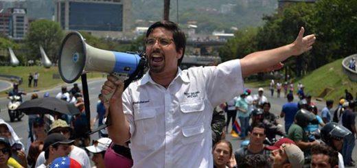 Freddy Guevara, primer Vicepresidente de la Asamblea Nacional |Foto: Twitter