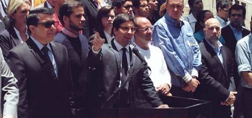Freddy Guevara en la Asamblea Nacional | Foto: Twitter