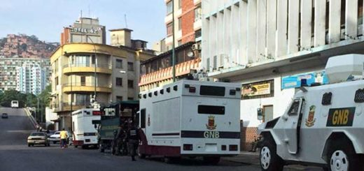 Oficialistas fueron caceroleados en Quinta Crespo |Foto: El Nacional