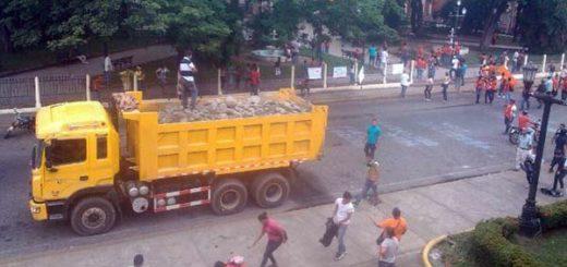 Oficialistas amenazan a opositores en Guanare |Foto: @ReporteYa