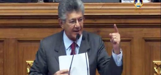 Diputado Henry Ramos Allup |Captura de video