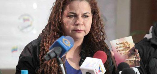 Iris Varela, ministra del Servicio Penitenciario |Foto: La Patilla