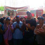 Chavistas fueron caceroleados en El Valle  Foto: La Patilla