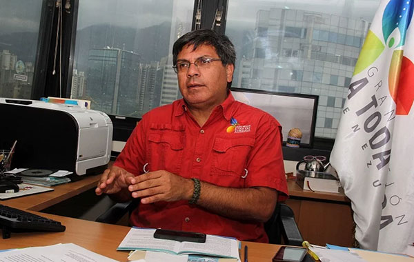 Oficializan a José Alvarado Rondón como Presidente de Petrocasa