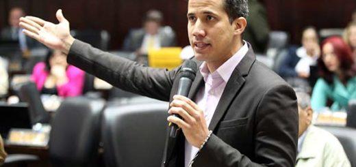 Diputado Juan Guaidó |Foto: Asamblea Nacional