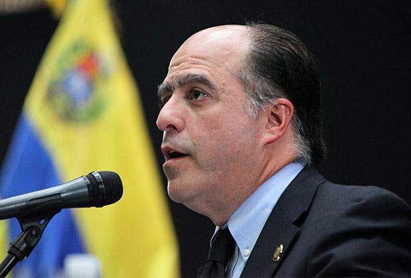 Julio Borges, presidente de la Asamblea Nacional |Foto: Prensa AN