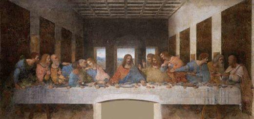 La Última cena por Leonardo Da Vinci |Wikipedia