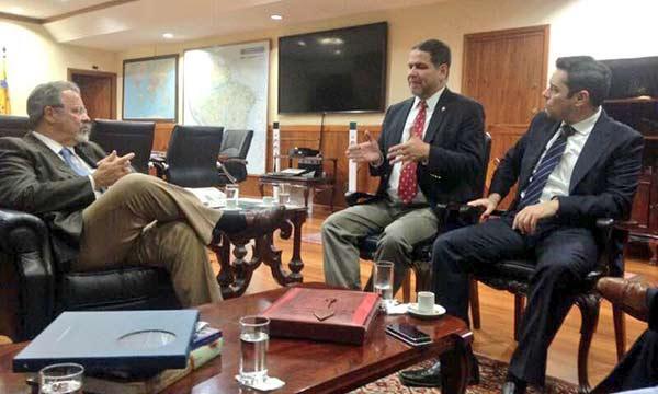 Luis Florido pide a países del mundo no vender armamento a Maduro |Foto: Twitter