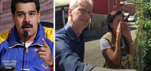 Maduro expulsó del país a equipo de BBC | Notitotal