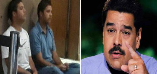 Fiscalía no autorizó a Maduro a divulgar videos del los hermanos Sánchez | Composición