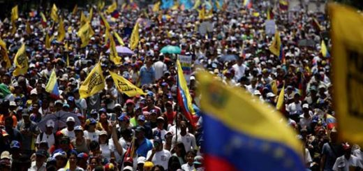 "La ""mamá de las marchas"" |Foto: Reuters"