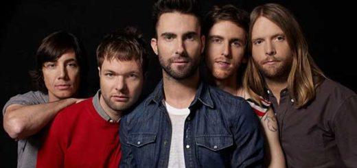 Maroon 5 destinará parte de venta de concierto en Lima a víctimas de lluvias | Foto cortesía