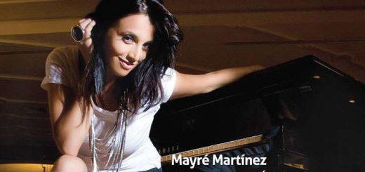 Mayré Martínez, cantante venezolana |Foto cortesía