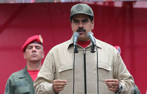 Nicolás Maduro abre paso a una posible confrontación cívico-militar |Foto: Prensa presidencial
