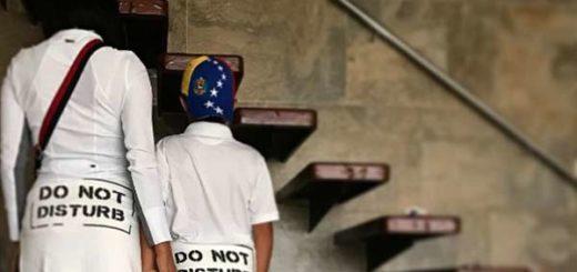 Norkys Batsita dijo presente en la Marcha del Silencio |Foto: Instagram