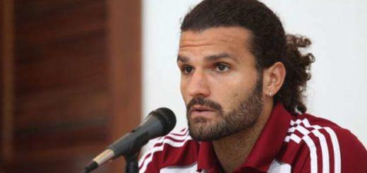 Oswaldo Vizcarrondo, futbolista venezolano |Foto: Noticias24