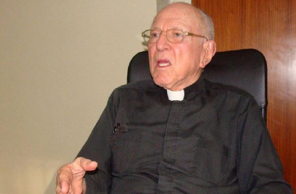 Monseñor Ovidio Pérez | Foto: Archivo