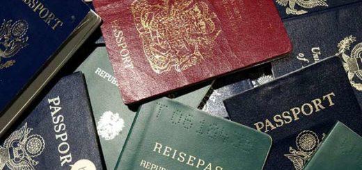 Pasaportes del mundo |Foto: Cambio16