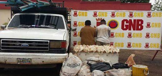 Sujetos vendían pollos descompuestos en Zulia |Foto: Diario La Verdad